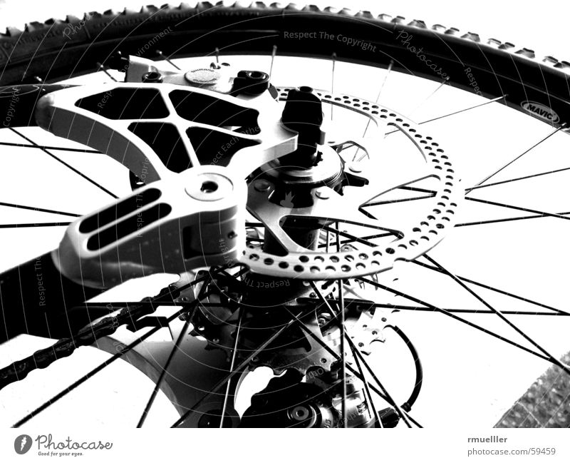 Stevens Bike Bicycle Mountain bike Black & white photo Brakes Gear shift Spokes Freedom Driving biking free-ride cross disc brake downhill trail