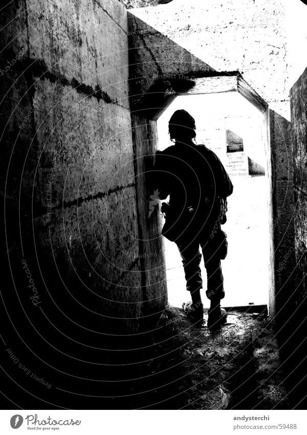 Wait Break Ruin War Soldier Army Cover