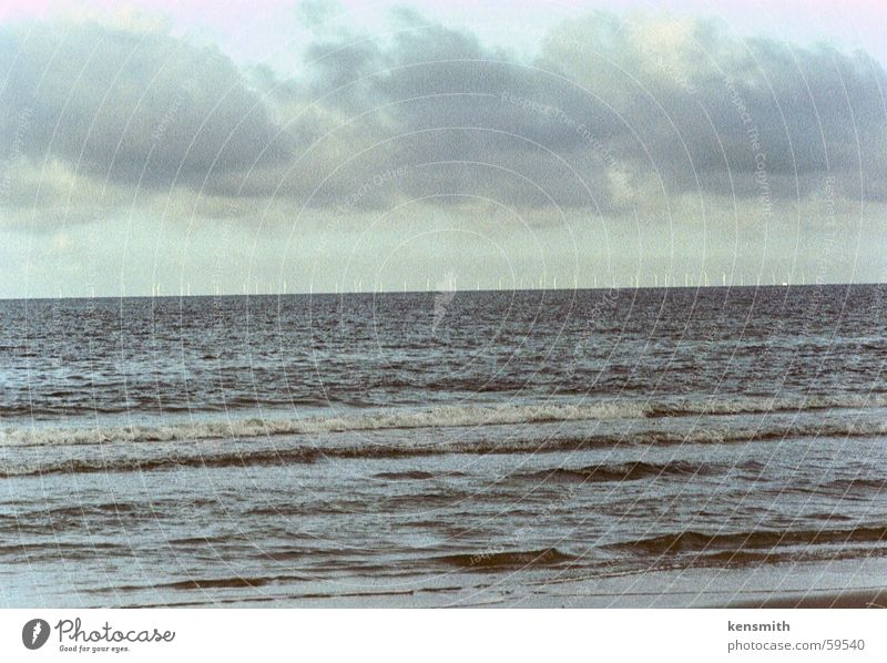 West Jytland Ocean Beach Vacation & Travel Water windwheels