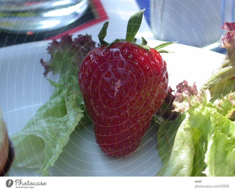 breakfast Nutrition Strawberry Fruit