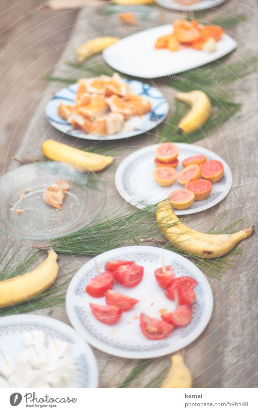 Bright Food Fruit Orange Fresh Nutrition Table Part Delicious Division Organic produce Bread Plate Picnic Lunch Tomato