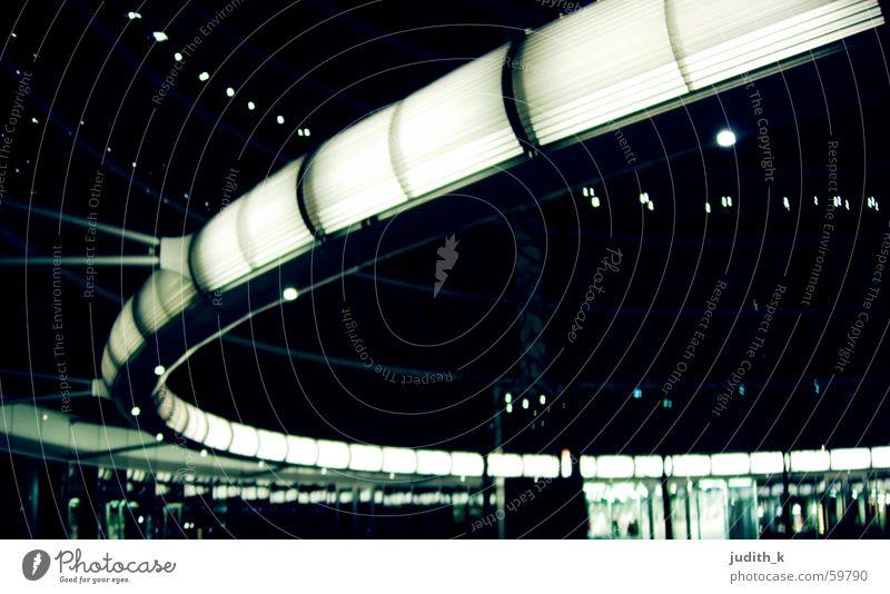 thank you mr. foster Warszaw Light Night Black Swing loop future Architecture