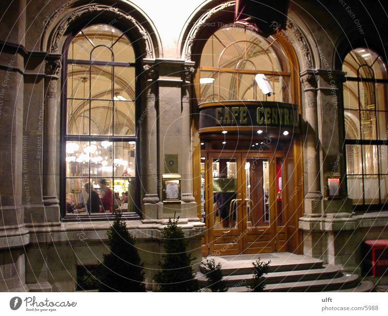 Architecture Café Vienna Herrengasse