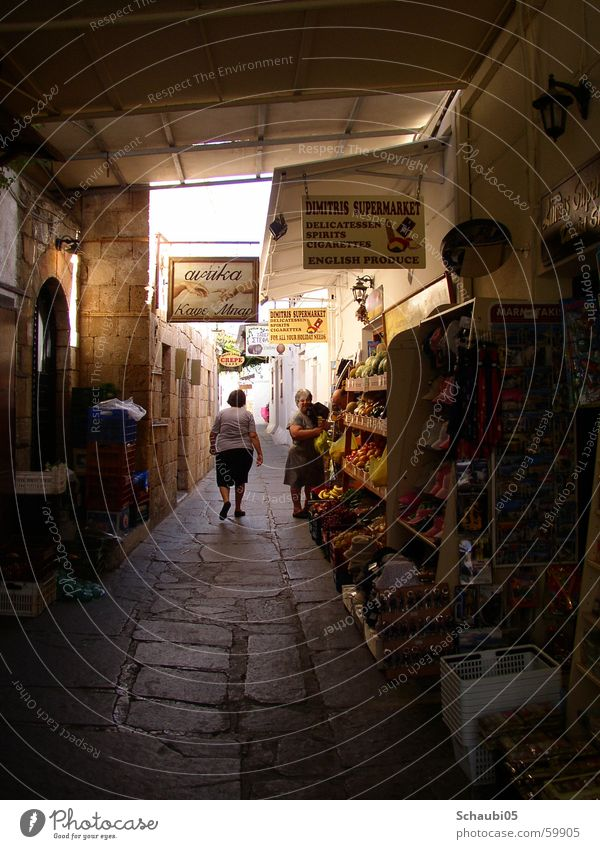 shopping Alley Store premises Vacation & Travel Street shoping Sell holiday