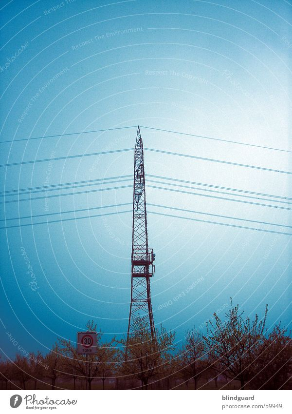 Sky Energy industry Electricity Cable 30 Electricity pylon Antenna Transmission lines Environmental protection Politics and state High voltage power line