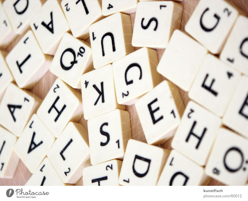 White Joy Black Playing Think Work and employment Letters (alphabet) Digits and numbers Point Parlor games Muddled Word Rectangle Sunday Rule Printing