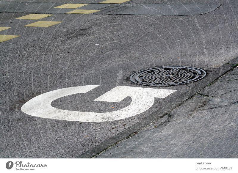 Street Colour Asphalt Letters (alphabet) Typography Traffic lane
