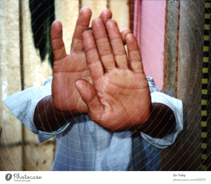 Hand Brown Arm Fingers Stop 5 Shirt Africa Thumb Hold Morocco Digits and numbers Embarrassing Palm of the hand Line on the hand