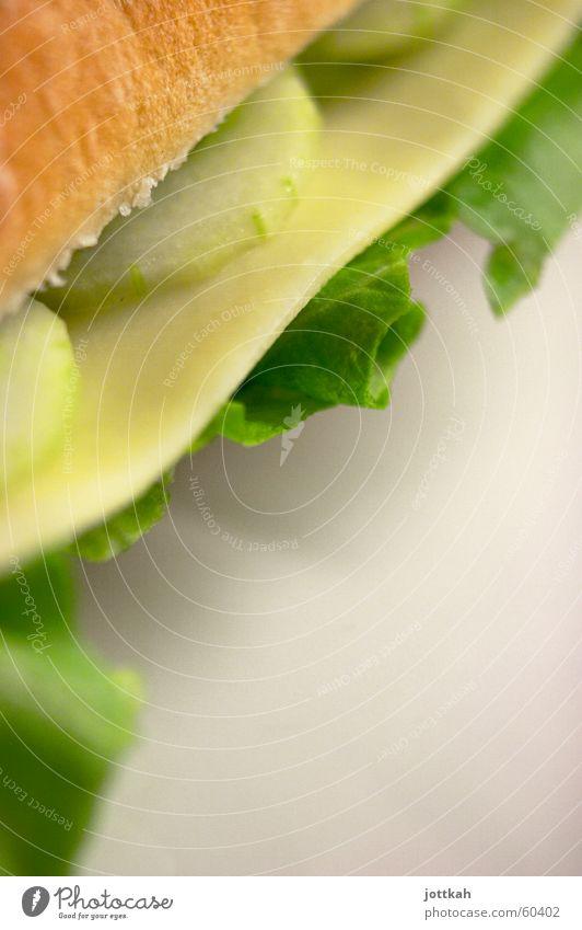 Green Nutrition Food Bread Roll Lettuce Cheese Sandwich Cucumber Allocate