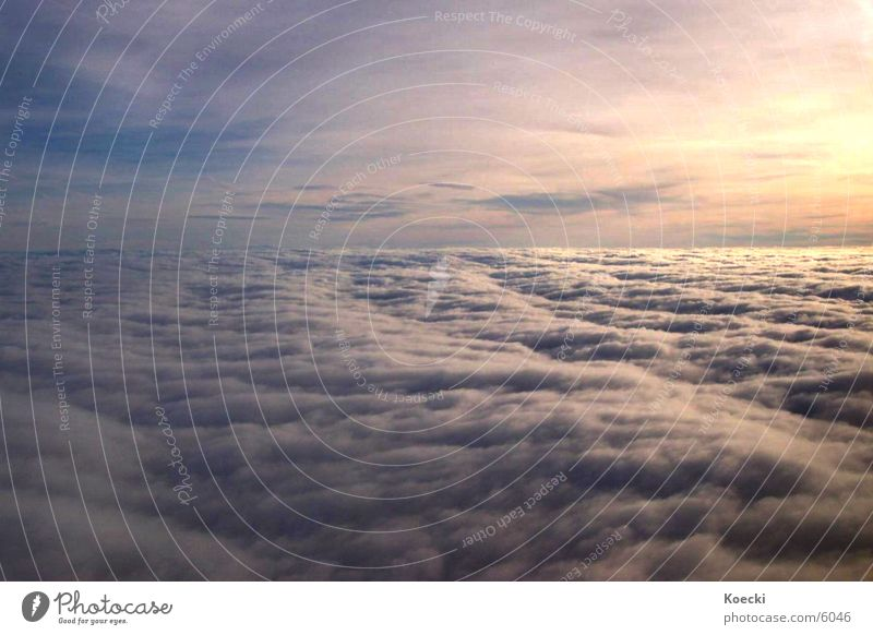 Sun Vacation & Travel Clouds Orange Airplane Stairs Aviation Airport Turkey Sunrise Passenger plane
