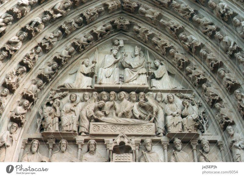 Religion and faith Architecture Paris Notre Dame