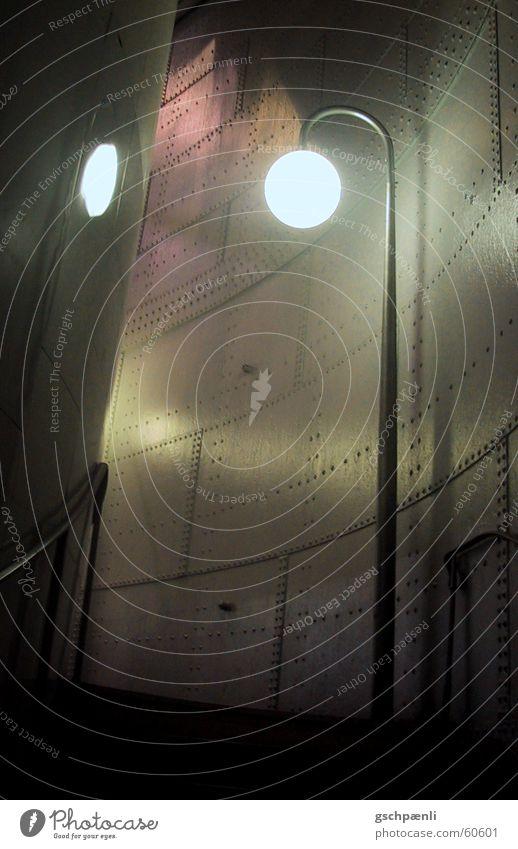 City Dark Paris Underground Narrow Street lighting Dugout