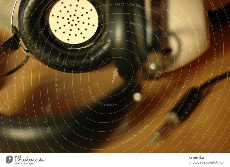 Music Listening Headphones Tone Signal Old-school MP3 player Music unplugged