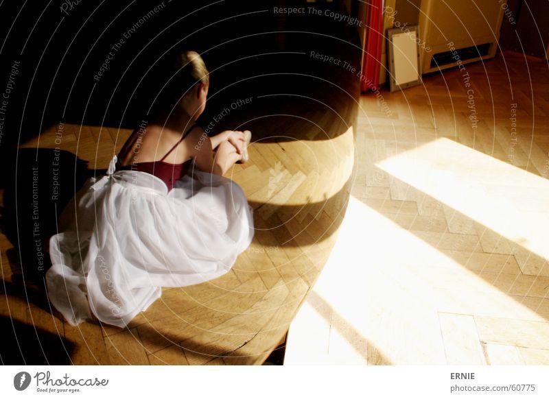 Child White Black Dance Sweet Dress Castle Suit Piano Varnish Practice 14