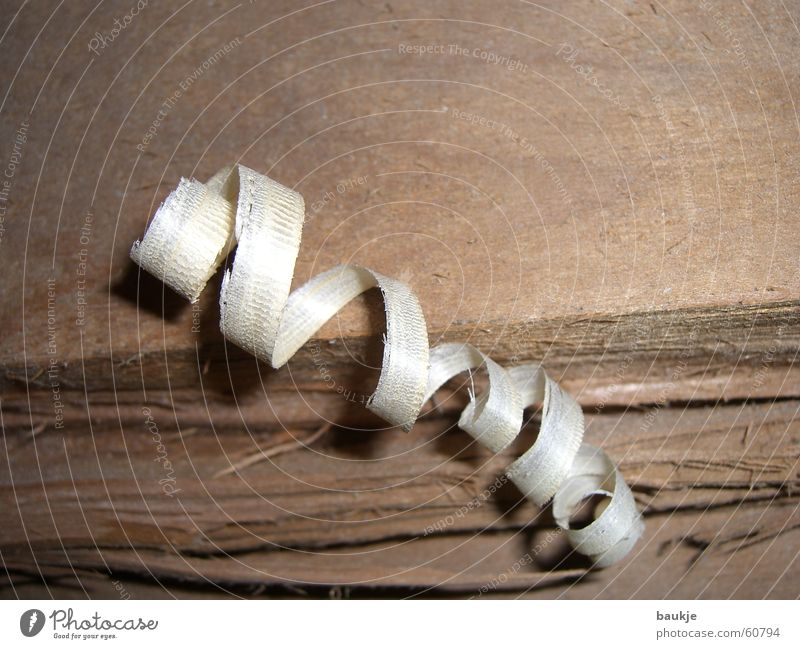wooden curl Wood shavings Tree bark Spruce Fir tree Wooden board Joiners workshop Crack & Rip & Tear Torn Slivered Wood flour span Shavings this Tree trunk