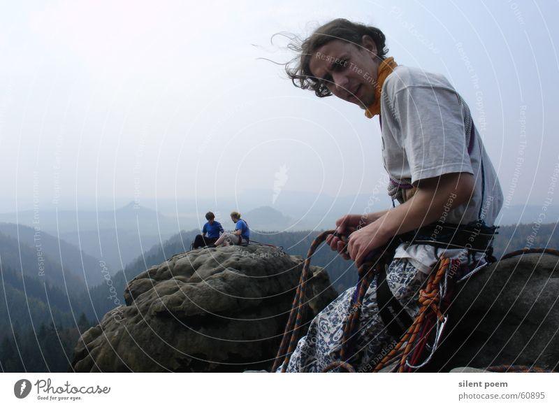 auf´m Lehnsteigtower Climbing county