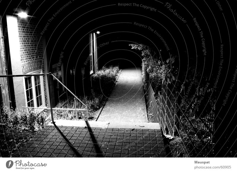 Dark Lanes & trails Stairs Ambiguous Bypath