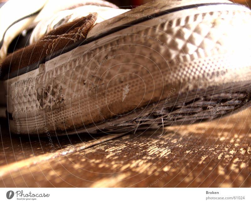Wood Footwear Dirty Floor covering Chucks Rubber Shoe sole