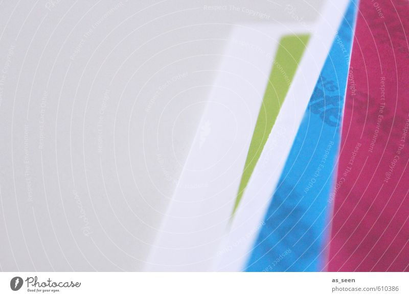 Paper tray II Design Flat (apartment) Education Office work Business Art Media Print media Piece of paper File Lie Esthetic Cool (slang) Friendliness Bright