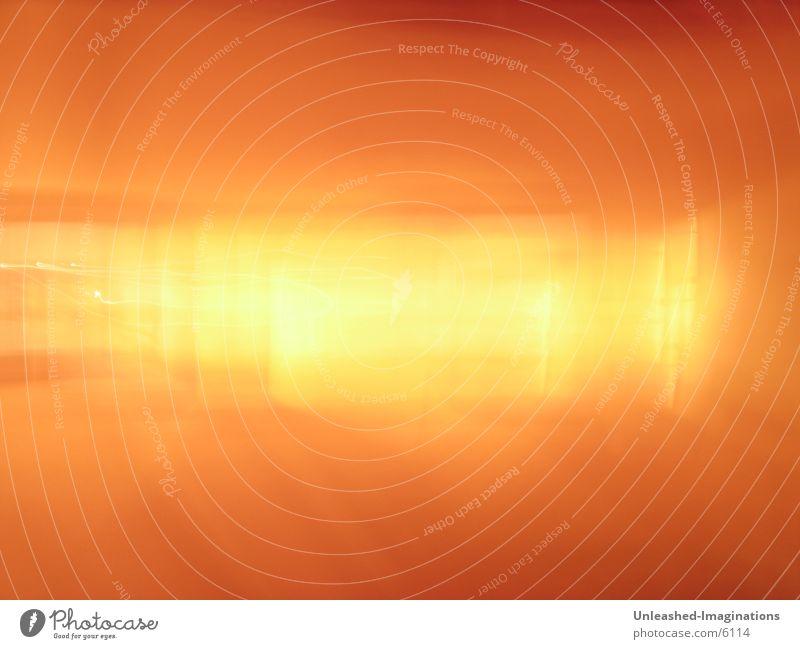 Movement Orange Overexposure Lighting effect