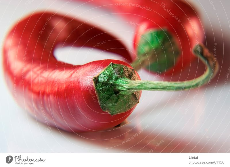 Green Red Chili Husk