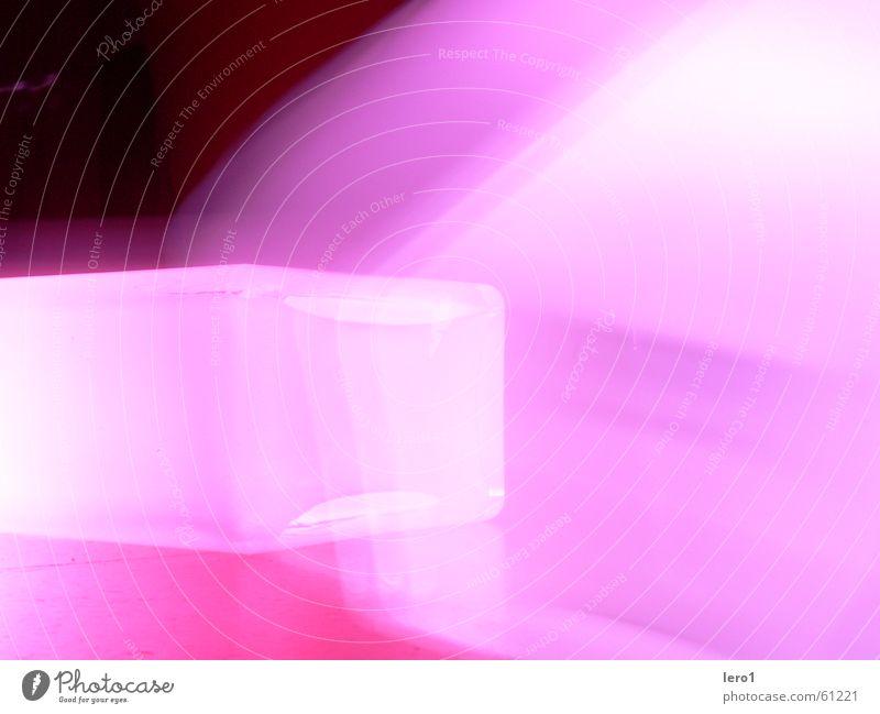 cube203 Light Lamp Multicoloured Long exposure Cube Colour future Bright Illuminate