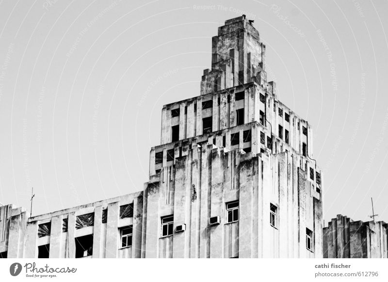 Lopez Serrano - Havana Architecture Cuba Americas Capital city Downtown House (Residential Structure) High-rise Manmade structures Building Wall (barrier)