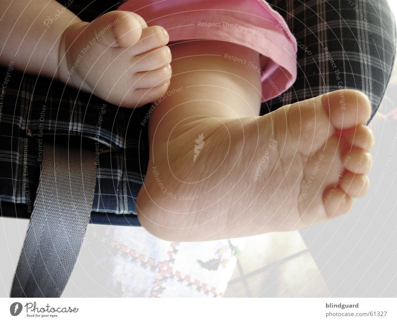 Feet Baby Child Sit - a Royalty Free Stock Photo from Photocase
