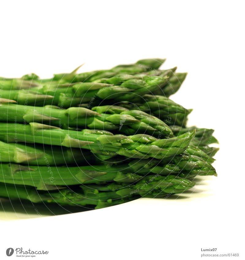 Asparagus green Green