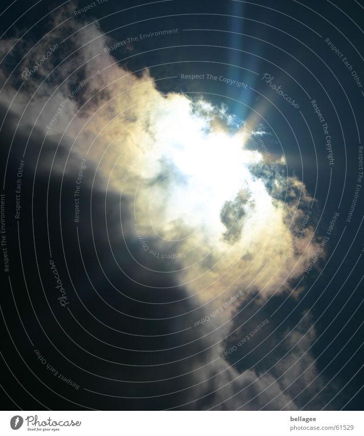 sun penetration Clouds Sunbeam Vacation & Travel Nature Sky Rain Exterior shot
