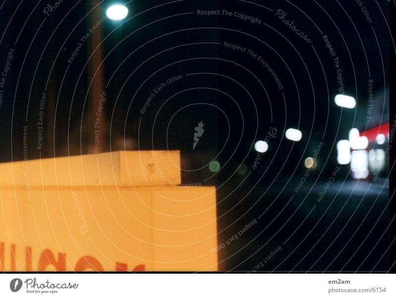 light owl part_2 Light Petrol station Club Orange