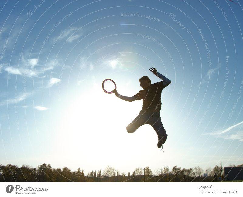 extreme sport Jump freesbee Extreme sports