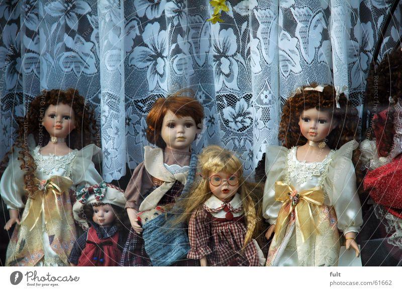 Woman Girl Window Leisure and hobbies Toys Creepy Statue Doll Münster North Rhine-Westphalia