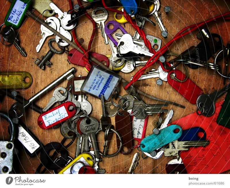 Closed Safety Arrangement Craft (trade) Lock Key Laws and Regulations Untidy Keyring Unlock Tenancy law Key service Carpool Front door key