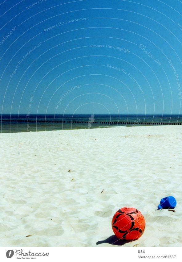 It's time. Beach Summer Ocean Joy Sky Sand Water
