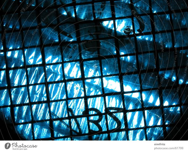 Blue Black Warmth Lighting Digits and numbers Physics Hot Stage Stage play Floodlight Grating Futurism