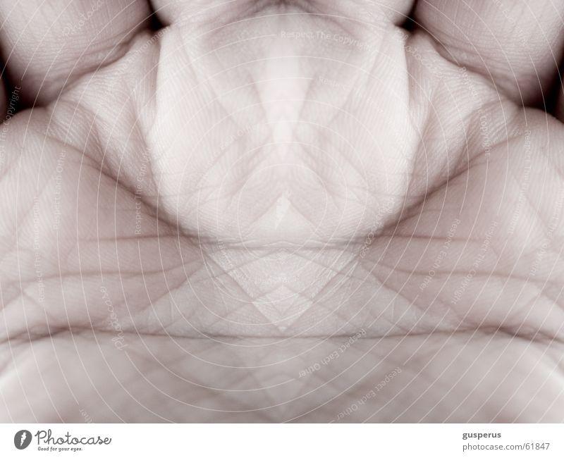 Hand Old Line Skin Mirror Wrinkles Gene sequence Genetic engineering