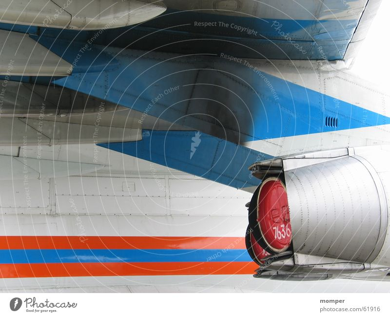 White Blue Power Airplane Aviation Technology Jet Engines Electrical equipment