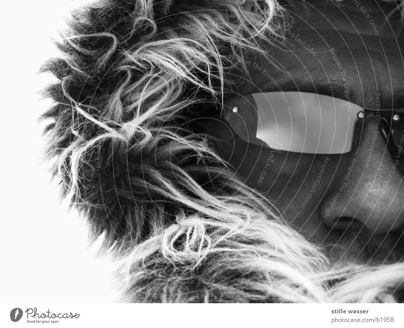 Winter Cold Wind Nose Frost Eyeglasses Soft Gale Pelt Cap