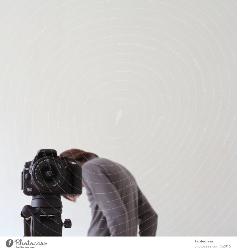 Man Sadness Photography Grief Camera Guy Photographer Tripod Rejected Humiliated