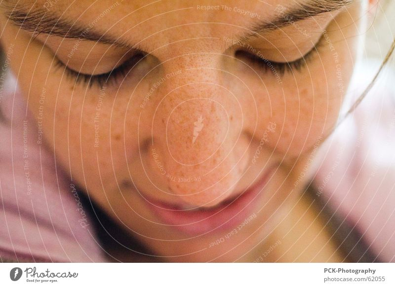 Woman Joy Face Laughter Mouth Skin Nose Happiness Narrow Safety (feeling of) Wary Love and security