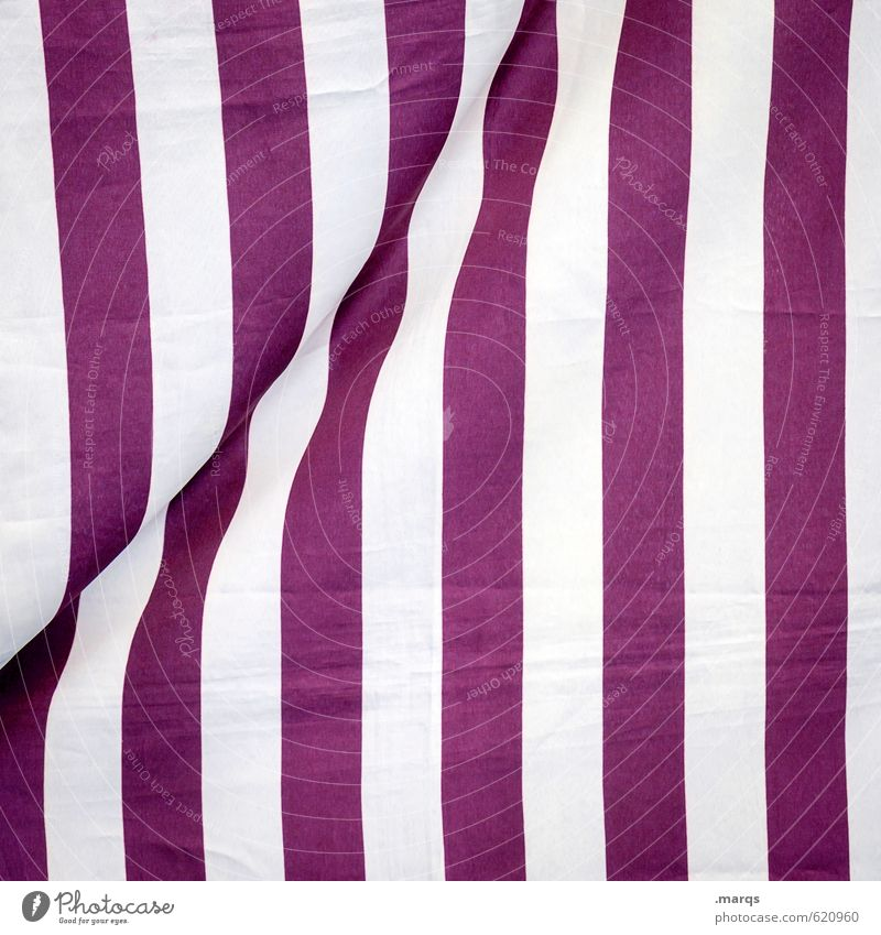 vertically Style Design Line Stripe Simple Violet White Colour Irritation Cloth Wrinkle Illustration Background picture Weather protection Vertical Wind