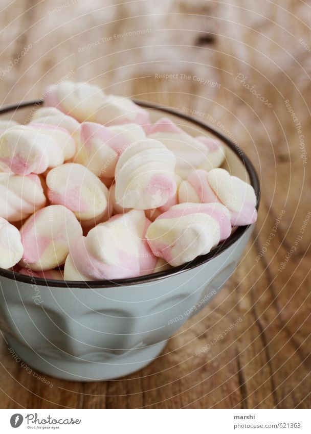 MARSHImallows Food Dessert Candy Nutrition Eating Sweet marshmallows Bowl Calorie Alluring Delicious Sugar Colour photo Interior shot