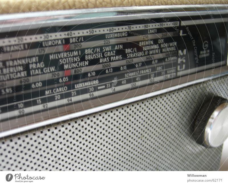 Good reception Entertainment electronics Loud Art Frequency Vintage car VHF Medium wave Short wave Long wave Timeless Broacaster Electrical equipment Serene