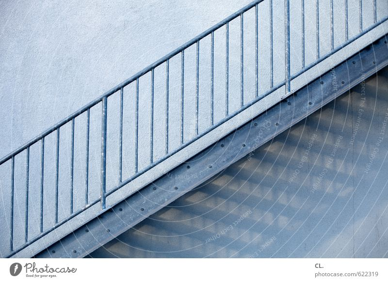 staircase Architecture Wall (barrier) Wall (building) Stairs Esthetic Optimism Beginning Advancement Change Target Upward Downward Banister Line Colour photo