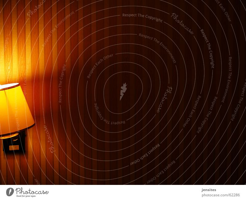 Red Calm Yellow Lamp Wall (building) Warmth Room Lighting Flat (apartment) Romance Physics Wallpaper