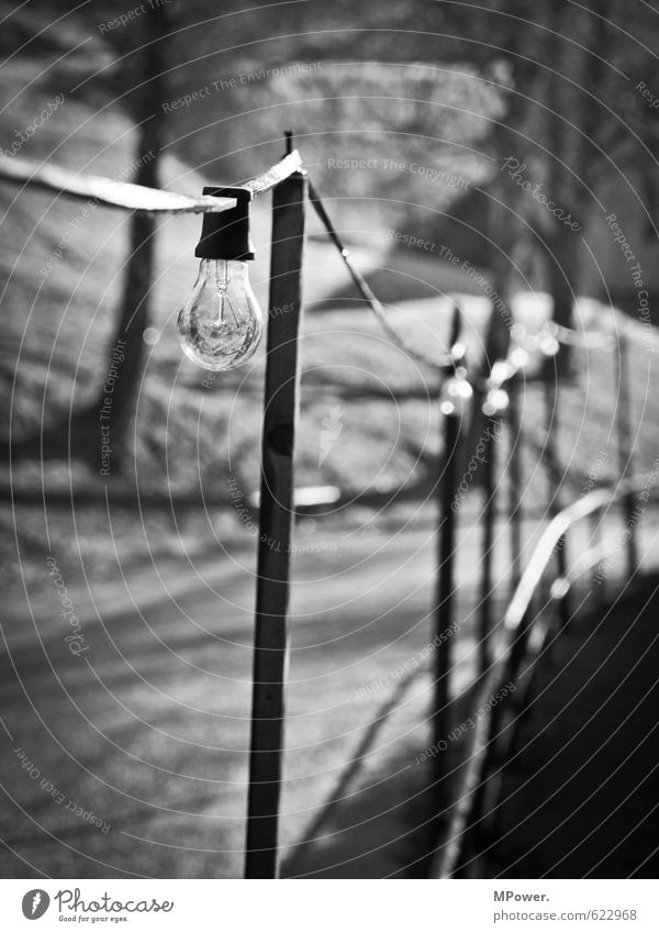 old luminaire Technology Energy industry Old Electric bulb Lanes & trails Lighting element Chain Electricity Fairy lights Street Black & white photo