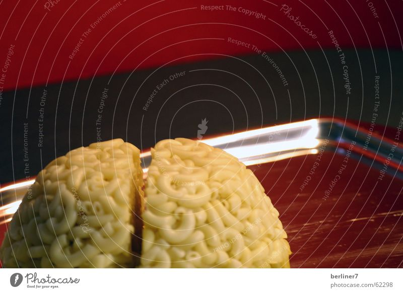 Noodles Red Food Mirror Brain and nervous system Dough Tray Croissant noodle