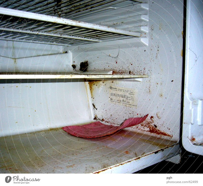 Dirty Kitchen Cleaning Oil Shabby Icebox Colour Guide Harmful Floor cloth