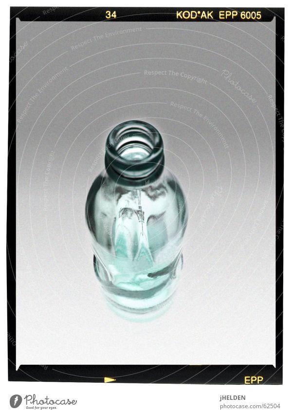 Blue Beautiful Gray Glittering Exceptional Fresh Modern Empty Clean Bottle Hip & trendy Refreshment Progress Cyan Digital photography Medium format